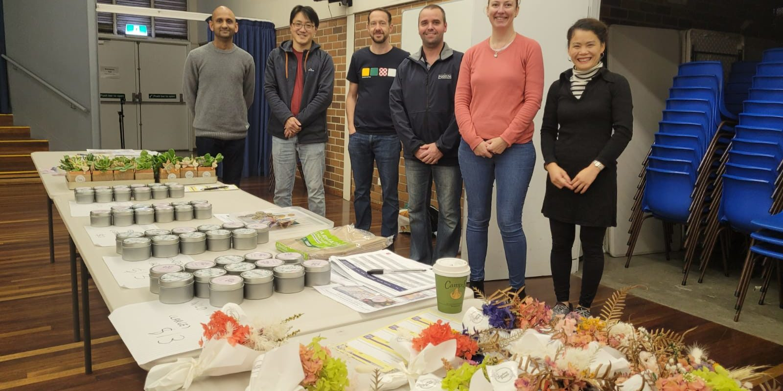 Mother's Day Stall – 6th May 2021